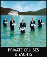 Private Cruises & Yachts