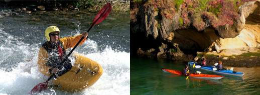 RAFTING & KAYAK TOURS