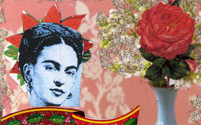 In the footsteps of Frida Kahlo & Diego Rivera