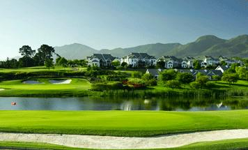 South Africa Golf tours