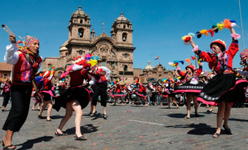 Escorted Peru New Years Tours - Lake Titicaca