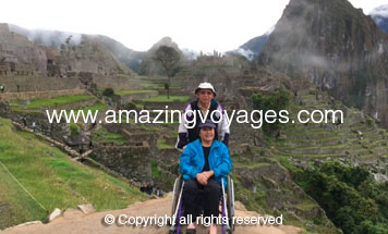 Wheelchair Tour to Peru